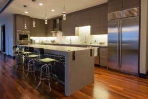 Minneapolis loft kitchen remodel